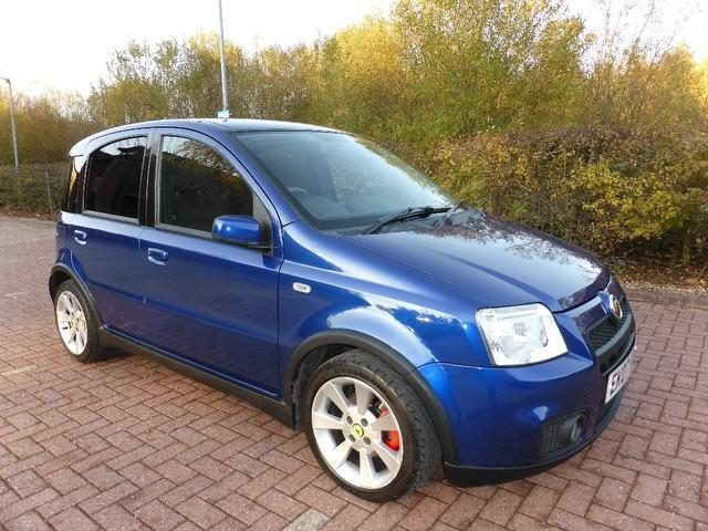fiat panda 100hp 6spd manual