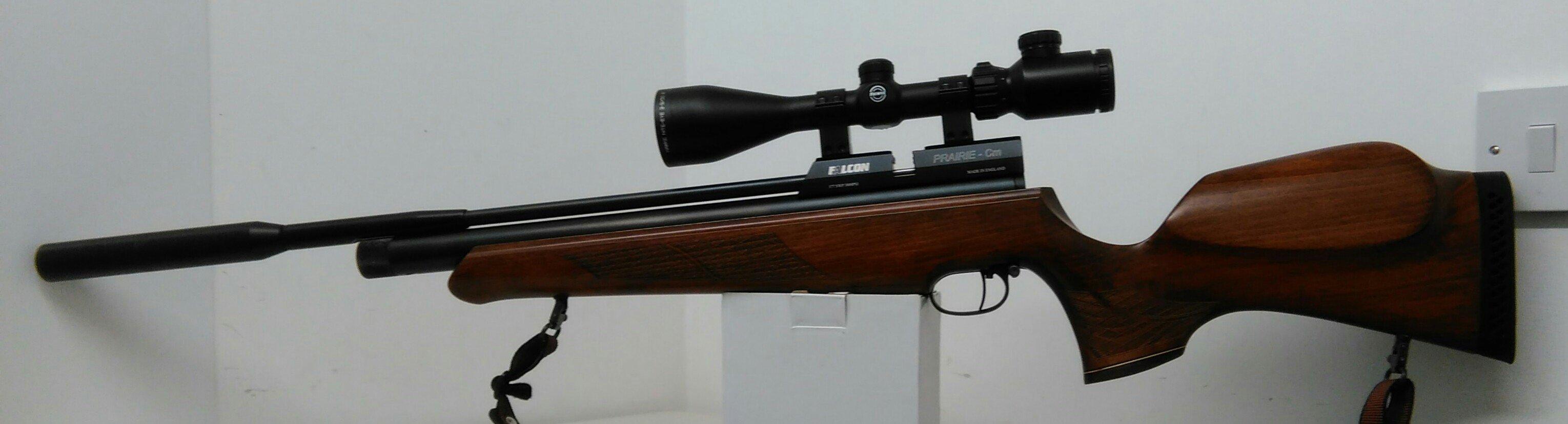 Falcon Prairie CM .177 - Now £300