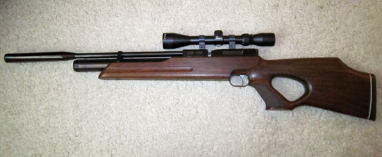 HW100 - General Airgun Discussion - The Hunting Life