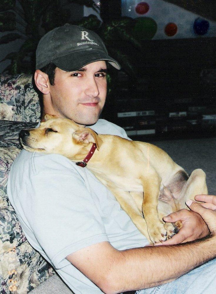 Little Buddy & Me 2002.jpg