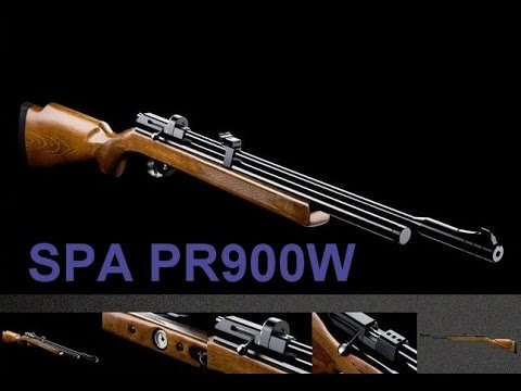 Spa Pr900W Transfer Port - Rifle Reviews, Technical Help and