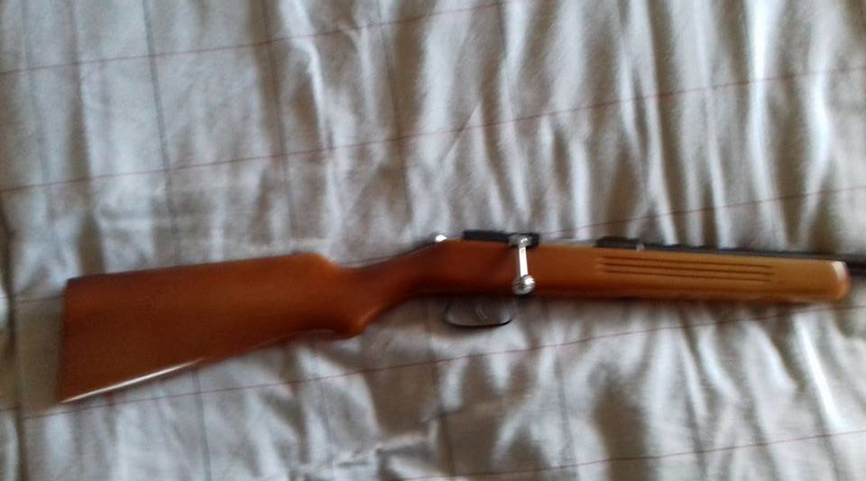 bolt action 9mm shotgun,garden gun - Gun's and Rifle's - The Hunting