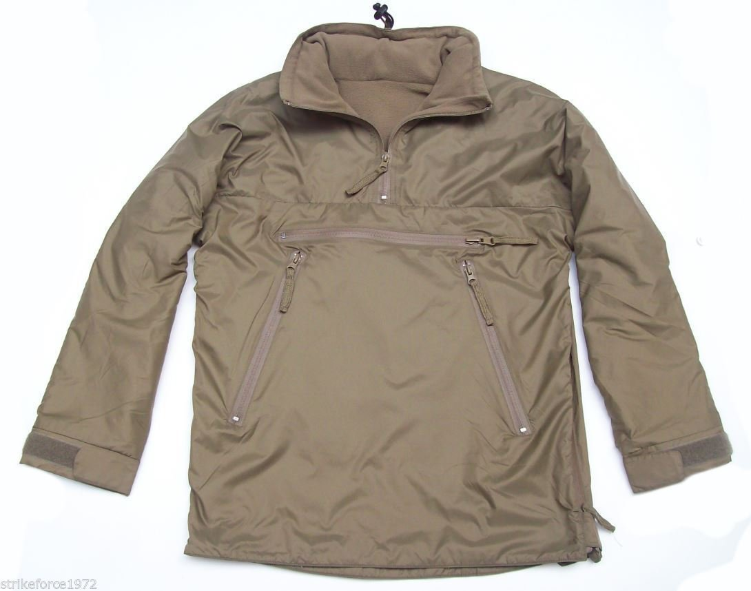British Army Thermal Smock Lightweight Jacket L