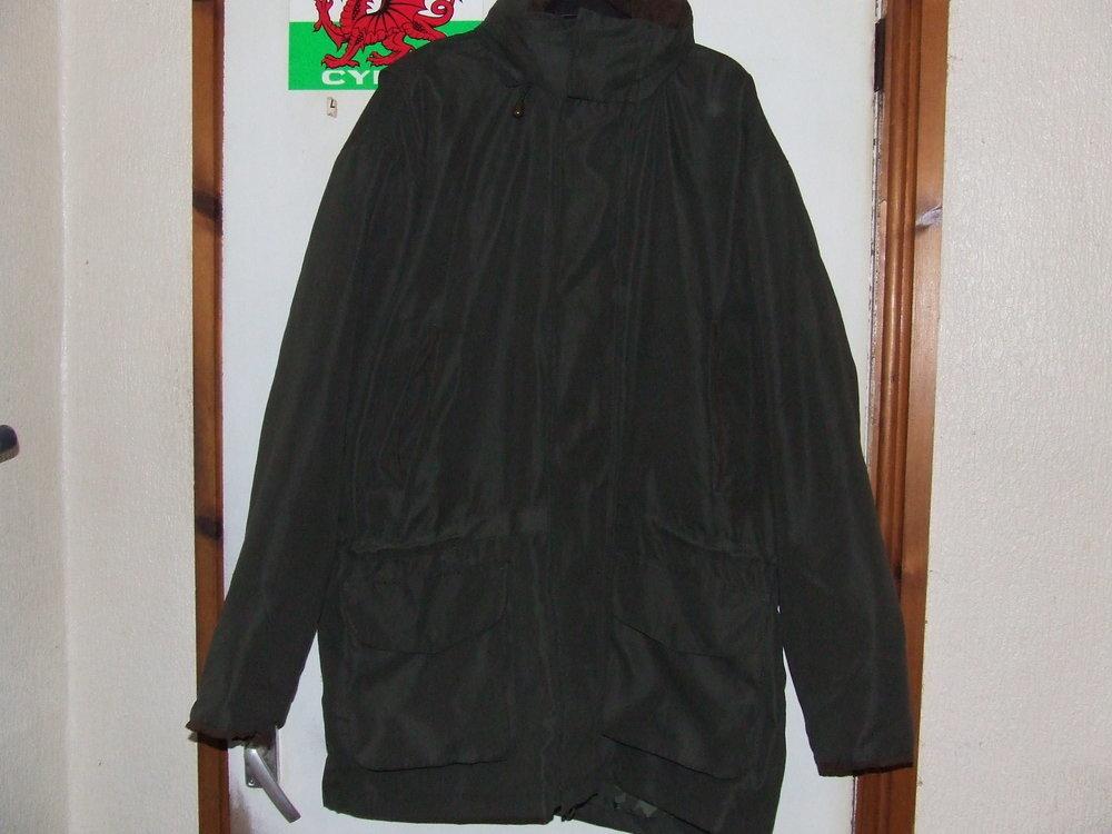Hoggs of Fife Ranger X3 Field Waterproof Shooting Jacket