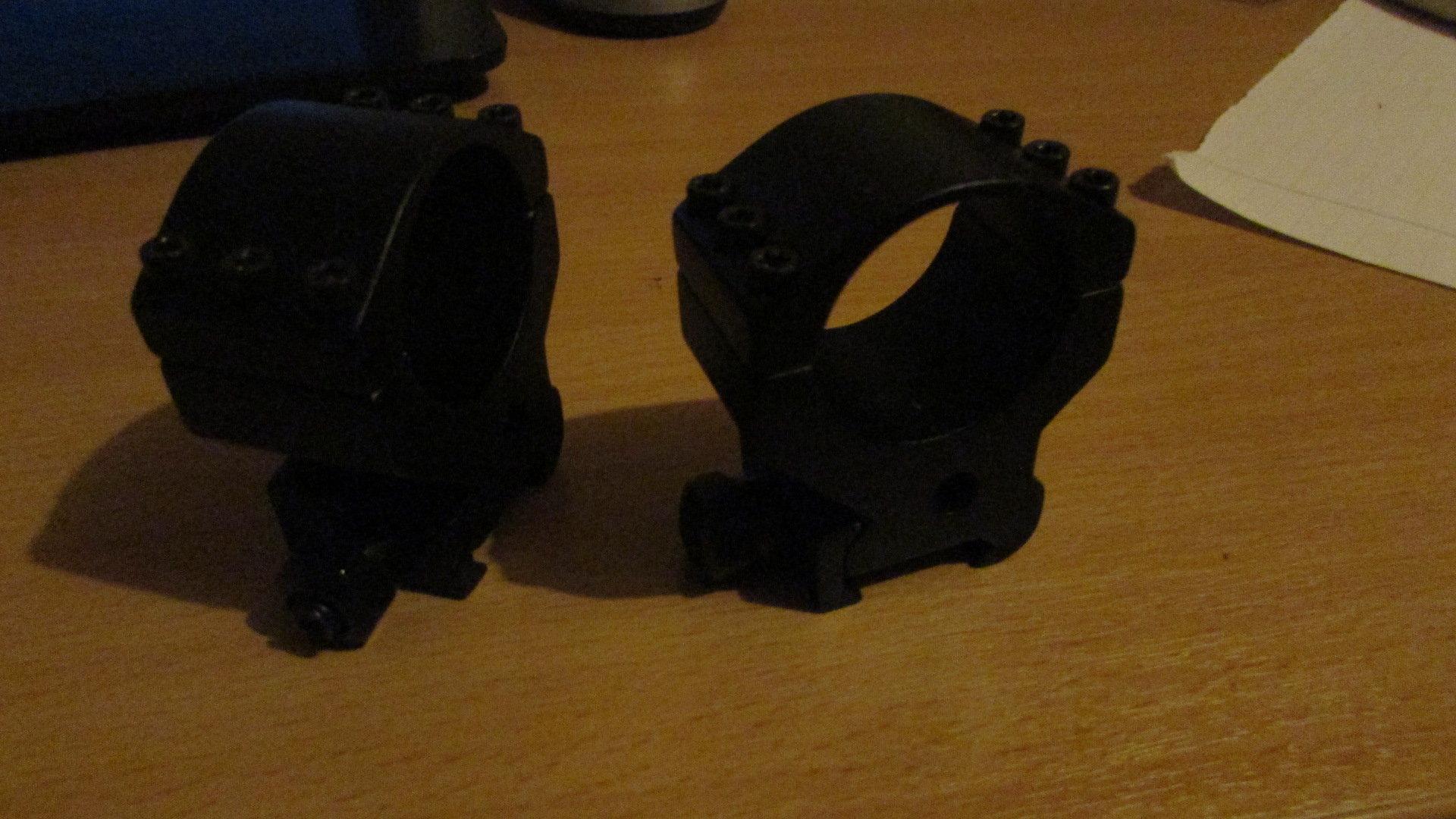 weaver/picatinny scope mount 30mm