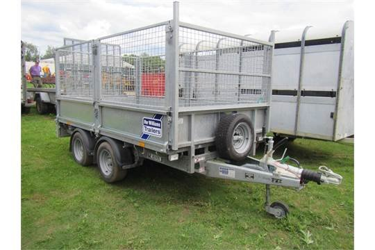 ifor williams 105 mesh side