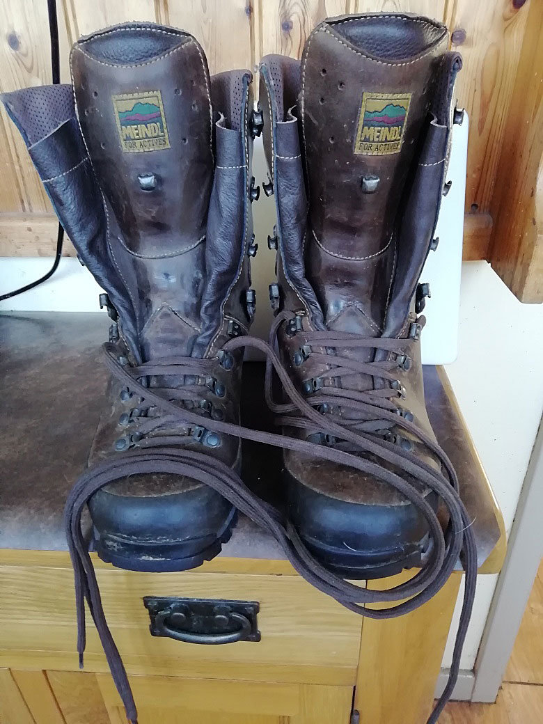 Meindl Douvre Extreme boots for sale