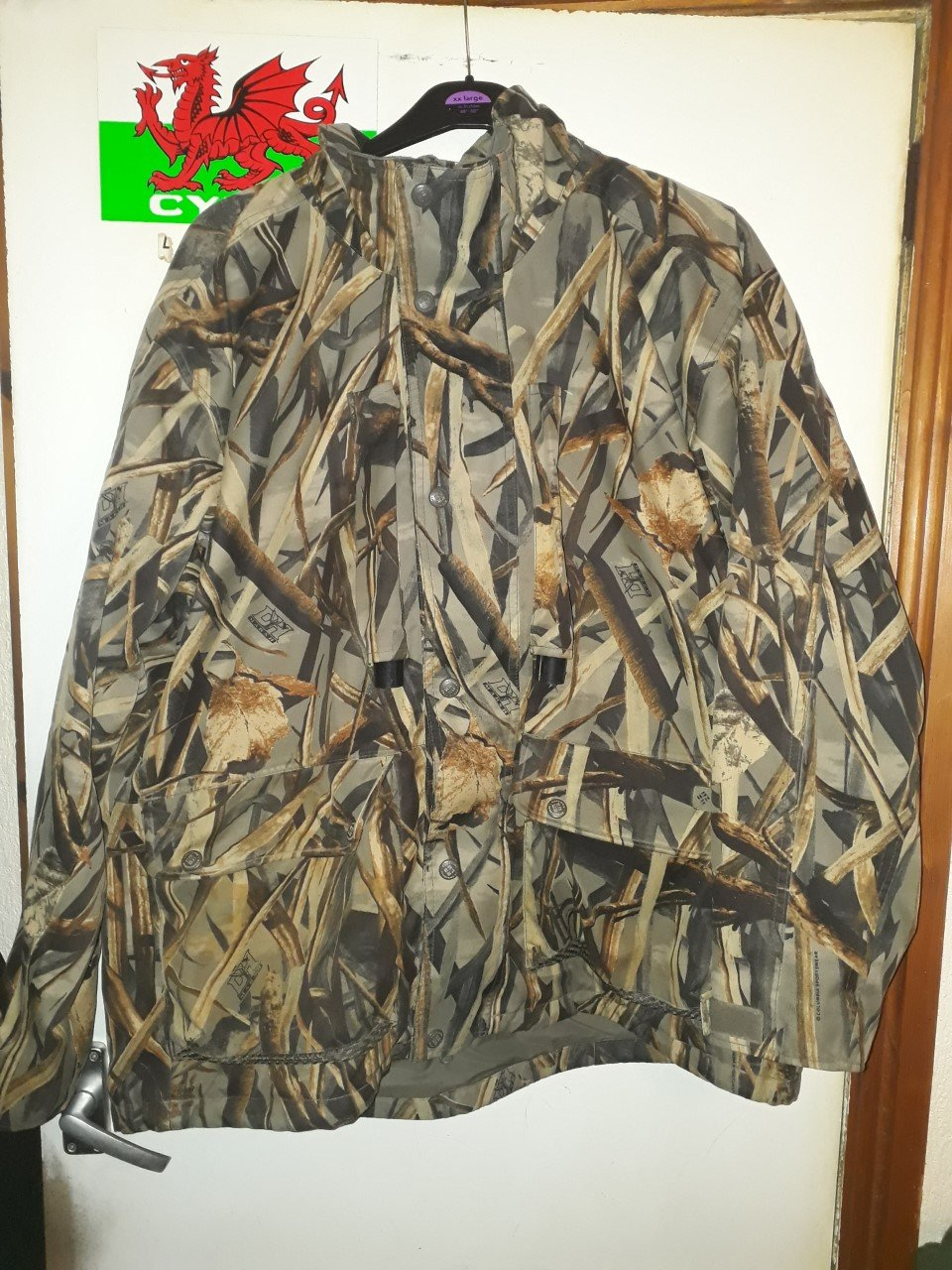 Columbia Quick Loader Omni-Tech Parka, Delta Hunter Marsh Camo