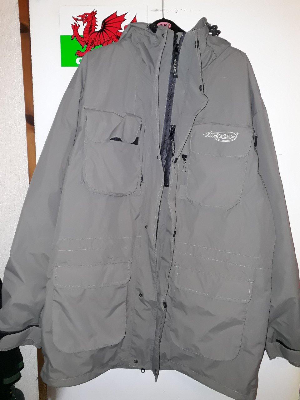 Airflo fishing jacket