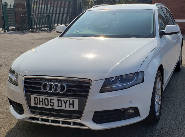 Audi a4 advant swap for automatic