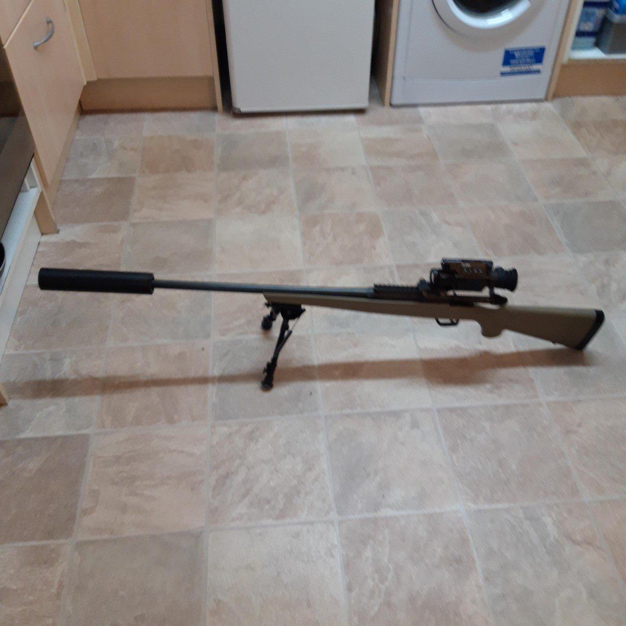 Remington 783 .223