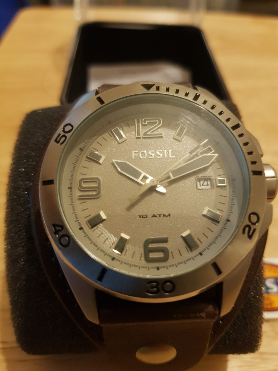 FOSSIL JR-1147 watch,never worn
