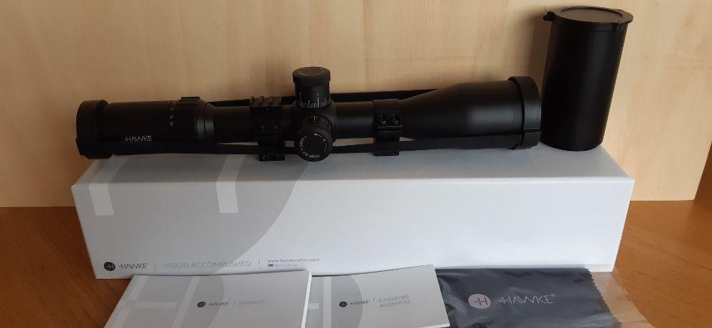 Hawke Vantage 30 WA SF 4-16×50 ½ Mil Dot IR