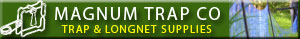 Magnum Trap Co - Longnets
