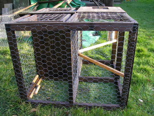 how to build a larsen trap the hunting life  larsen trap