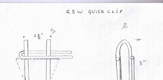 GS Waters Oval Quick Clip