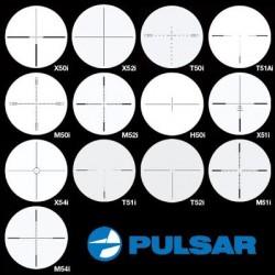 Pulsar-N750A-Reticules